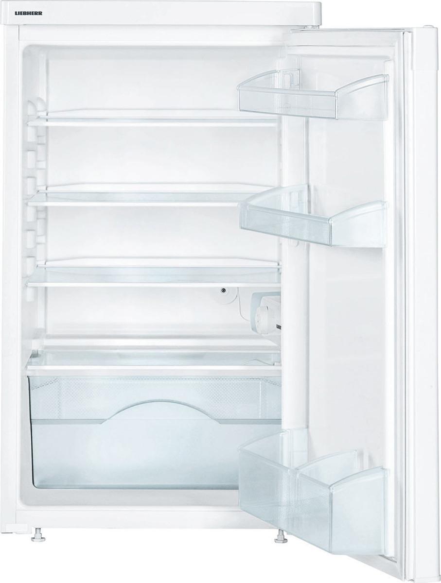 Однокамерный холодильник Liebherr T 1400T 1400Габариты (вхшхг) (см): 85х50.1х62 Объем холодильной камеры (л): 141 Класс энергопотребления: A+ Цвет: белый Гарантия: 2 года Страна-производитель: Болгария Крупногабаритный товар.,Рекомендуем!