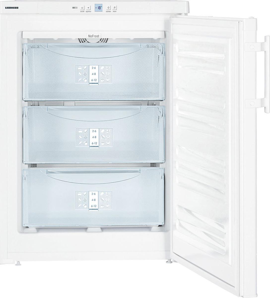 Морозильник Liebherr GN 1066-20001, белый