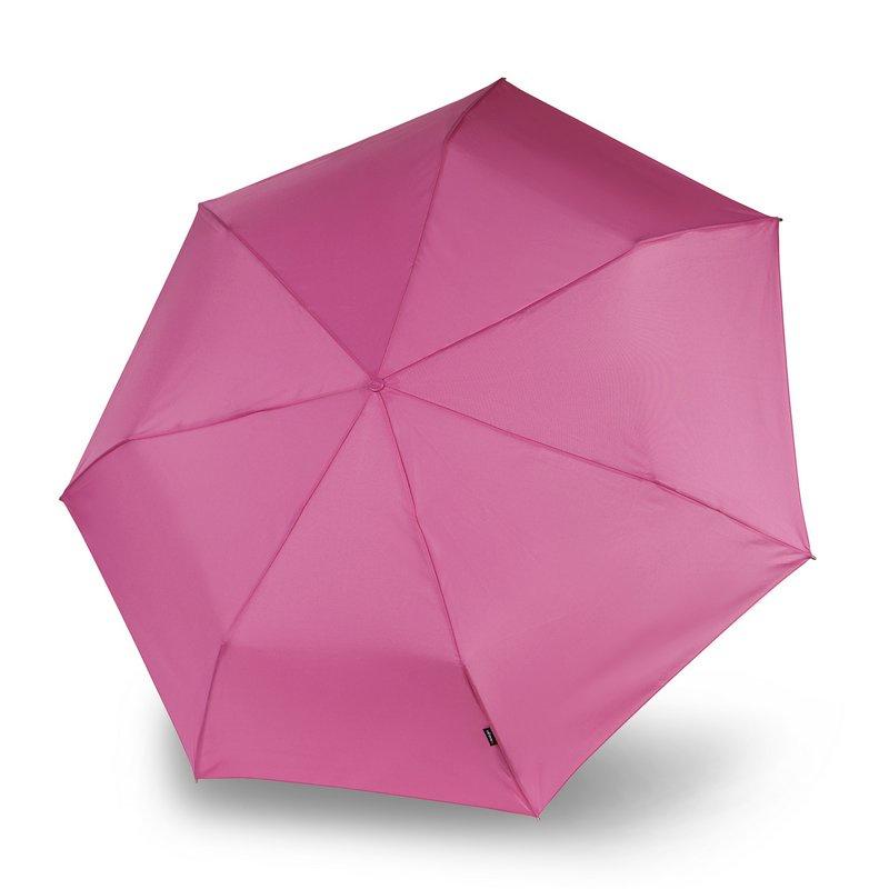 Зонт Knirps Floyd Duomatic, розовый knirps floyd umbrella