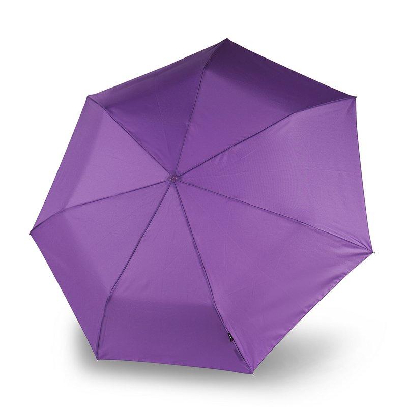 Зонт Knirps Floyd Duomatic, фиолетовый
