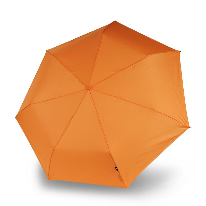 Зонт Knirps Floyd Duomatic, оранжевый knirps floyd umbrella
