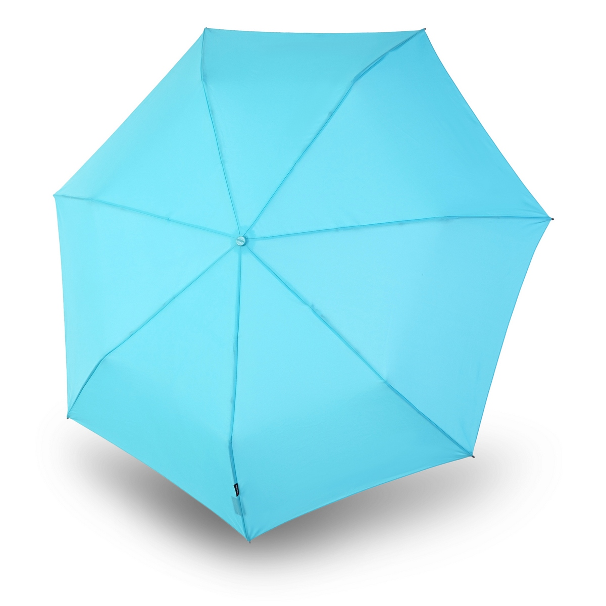 Зонт Knirps Floyd Duomatic, бирюзовый зонты