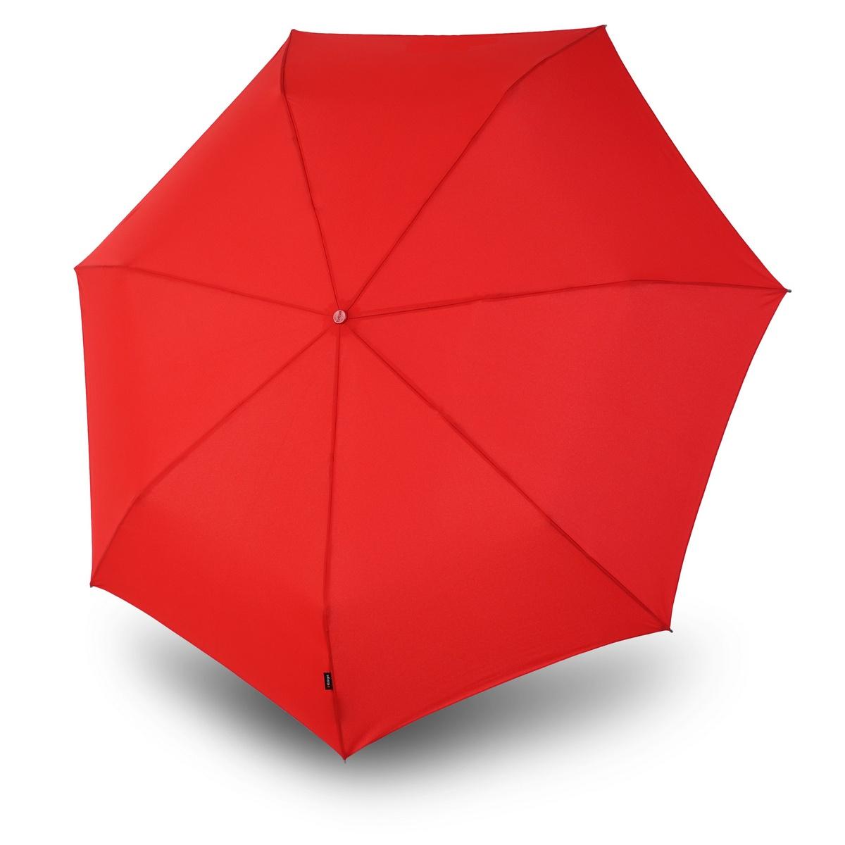 Зонт Knirps Floyd Duomatic, красный knirps floyd umbrella