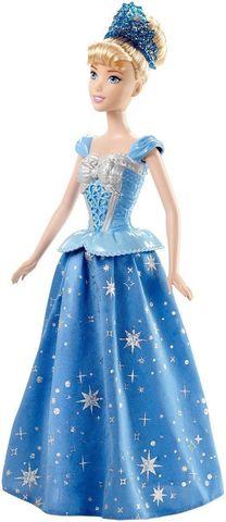 Кукла Mattel Золушка с развевающейся юбкой mattel disney princess кукла принцесса золушка с развевающейся юбкой