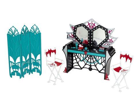 Игровой набор Mattel Гримерка для Дракулауры