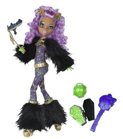 Кукла Mattel Клодин Вульф - Маскарад недорго, оригинальная цена