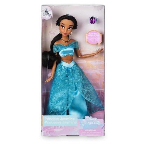 Кукла Disney Жасмин Принцесса Диснея с кольцом цена