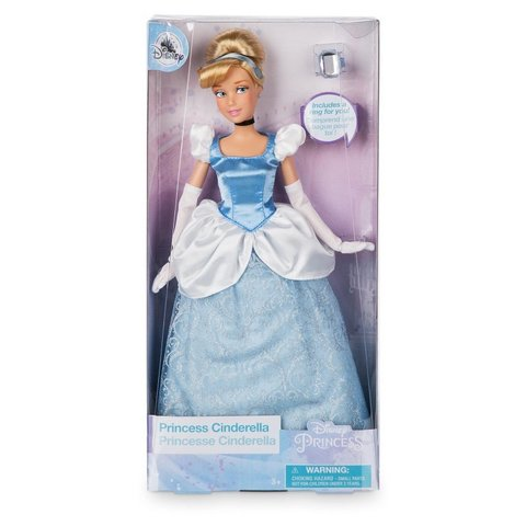Кукла Mattel Золушка Принцесса Диснея с кольцом114667517Настоящая кукла Disney Princess - Золушка Принцесса Диснея, производитель Disney. Высота куклы 30 см. Целая заводская коробка, наличие аксессуаров соответствует комплектации изготовителя.