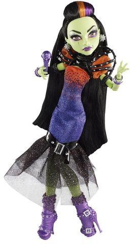 Кукла Mattel Каста Фирс - Базовая mattel monster high кукла призрачно clawdeen wolf