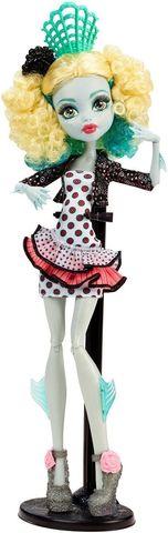цена Кукла Mattel Лагуна Блю - Школьный обмен (Монстры по обмену) онлайн в 2017 году