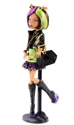 Кукла Mattel Клодин Вульф - Новый Скарместер SCARE MESTER недорго, оригинальная цена