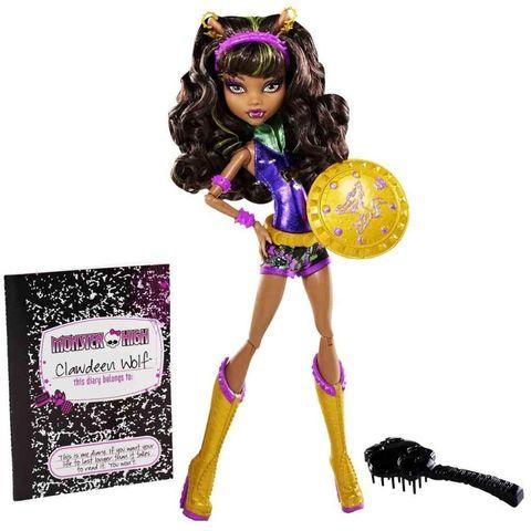 Кукла Mattel Клодин Вульф - Супергерои недорго, оригинальная цена
