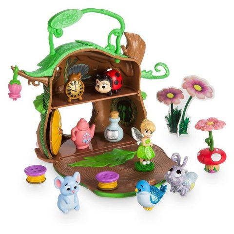Кукла Disney Мини куклы Тинки Белл и друзья, Аниматорз цена