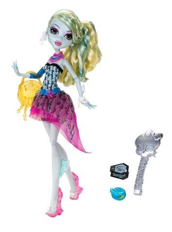 цена Кукла Mattel Лагуна Блю - Вечеринка в горошек онлайн в 2017 году