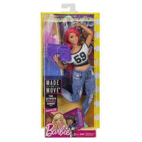 Кукла Mattel Барби Безграничные движения Танцы