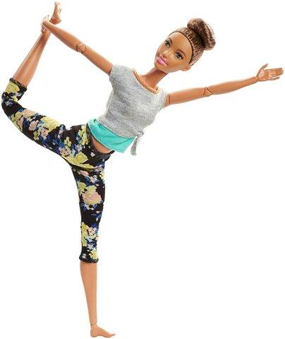 "Кукла Mattel Барби ""Безграничные движения"" Брюнетка"