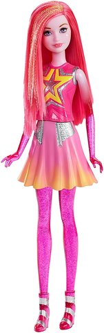 Кукла Mattel Барби Суперзвезда
