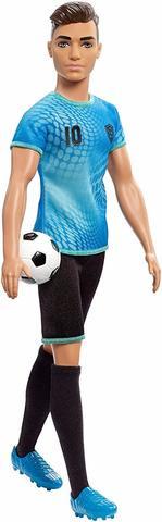 Кукла Mattel Barbie Ken Футболист