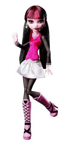 Кукла Mattel Дракулаура - Страшно-огромные, 42 см все цены