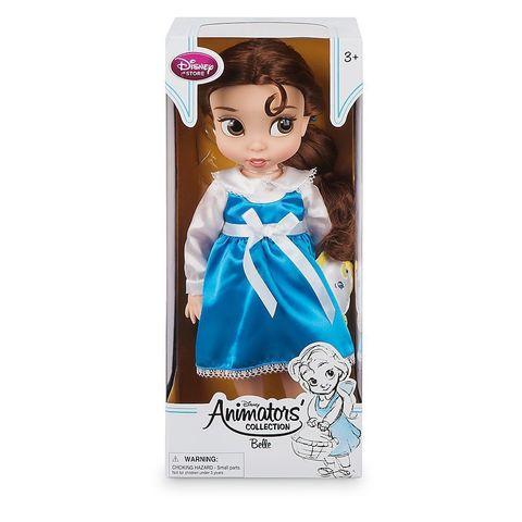 Кукла Disney Белль серия Красавица и Чудовище, Аниматорз цена