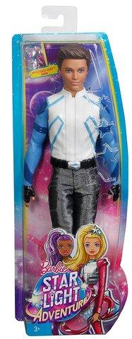 все цены на Кукла Mattel Barbie Ken Принц галактики онлайн