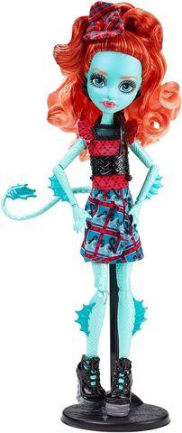 Кукла Mattel Лорна МакНесси - Школьный обмен mattel monster high кукла призрачно clawdeen wolf