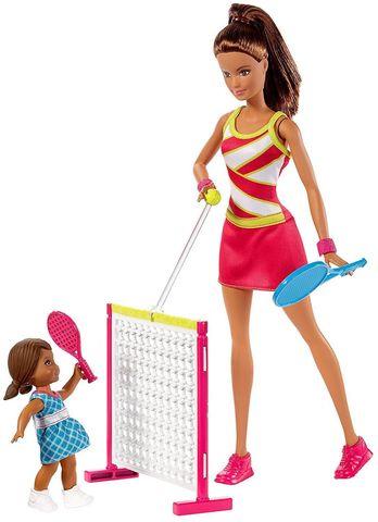 Кукла Mattel Барби серия Карьера теннис