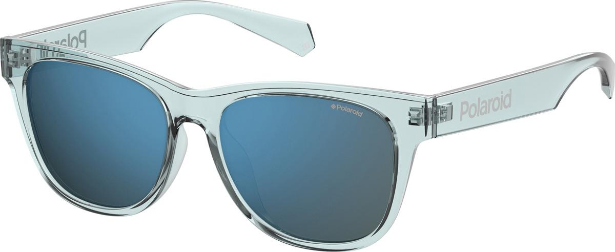 Очки солнцезащитные женские Polaroid, PLD-201341KB755C3, серыйPLD-201341KB755C3Поляризация, защита от УФ лучей.