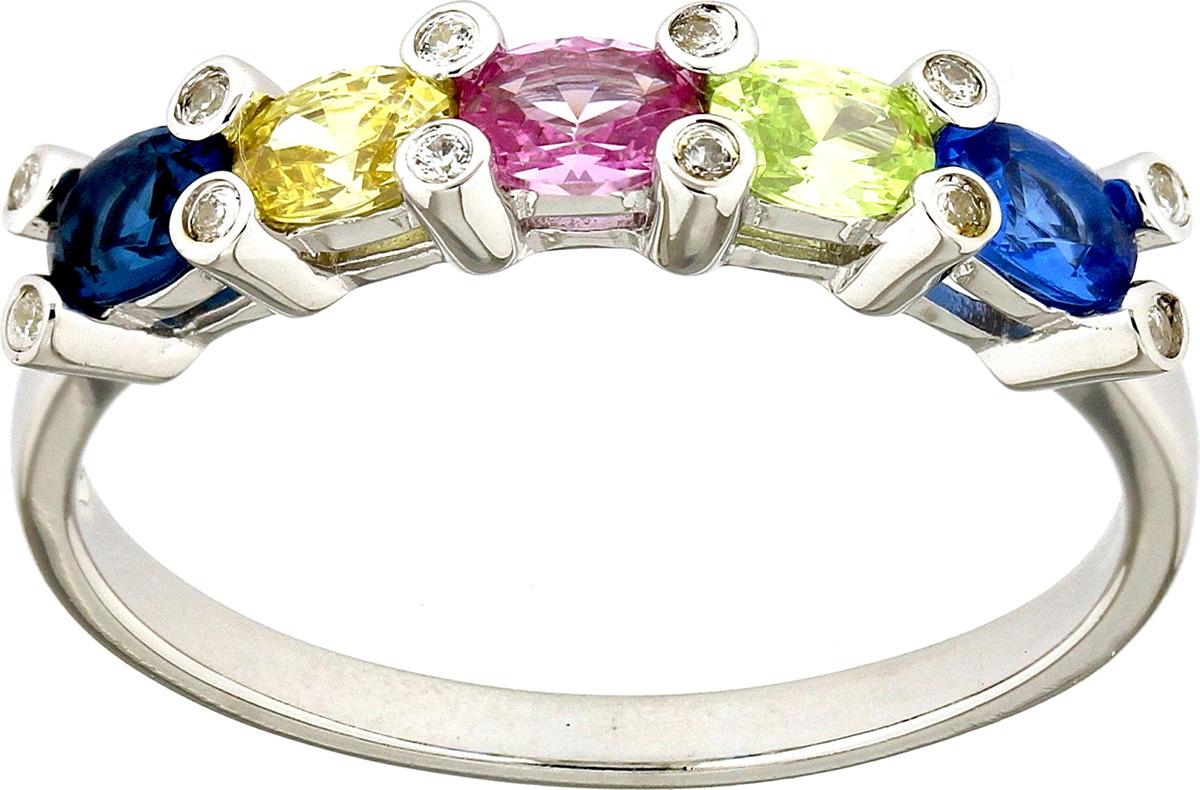 Кольцо Акцент Бриллиант, серебро 925, фианит, 16,5, ЦБ000007779СереброЯркое серебряное кольцо со вставками разных цветов • Не замеряйте замерзшие пальцы, в этот момент их размер отличается от обычного. Для точного определения размера, замеряйте ваш палец в конце дня, когда его размер является наибольшим. • Определите, размер какого пальца вам необходимо узнать. Помолвочные и обручальные кольца принято носить на безымянном пальце правой руки. • Если вам подходят два размера, стоит выбрать больший. • Если сустав шире самого пальца – измеряйте диаметр сустава. • Если вы хотите приобрести кольцо с ободком шире 4 мм, его размер должен быть примерно на полразмера больше обычного.