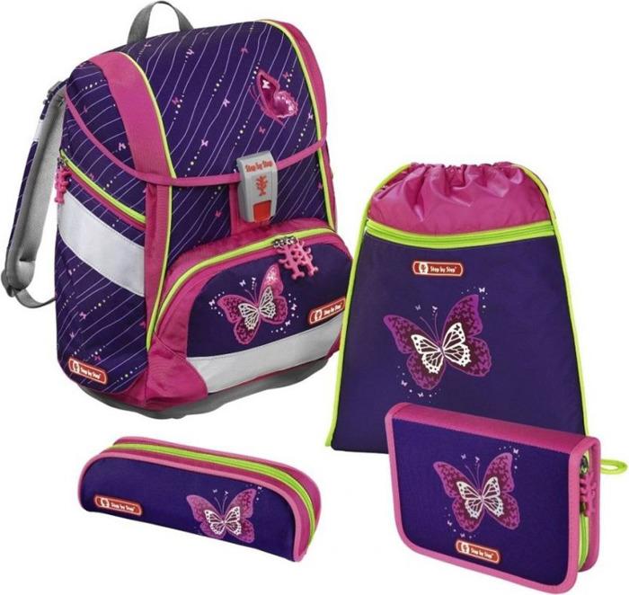 Ранец школьный Step by Step школьные рюкзаки spiegelburg школьный ранец pferdefreunde ergo style plus с наполнением 10572