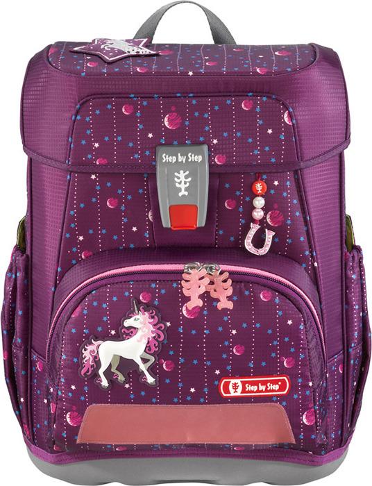Ранец школьный Step by Step Cloud Dreamy Unicorn, 1135823, розовый, 4 предмета step by step ранец школьный baggymax niffty unicorn dream с наполнением 3 предмета