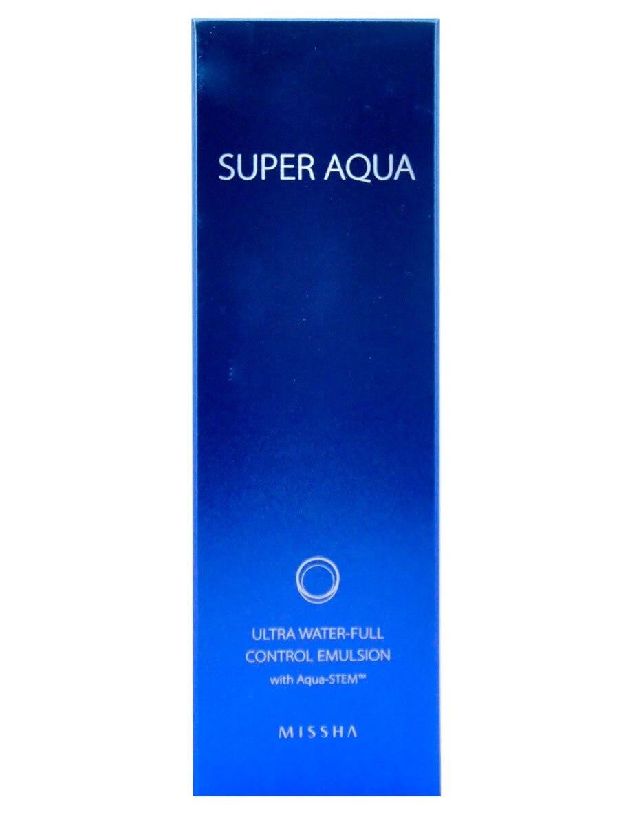 Фото - Эмульсия для лица и тела Missha Super Aqua Ultra Water-Full увлажняющая эмульсия для лица missha super aqua ice tear emulsion
