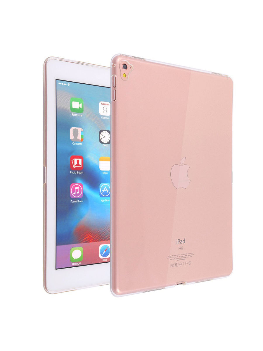 Чехол для планшета UVOO Mono Tab для Apple iPad Pro 9.7, прозрачный