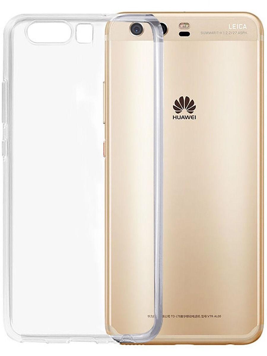 Чехол для сотового телефона With love. Moscow Силиконовый чехол Huawei P10 Plus