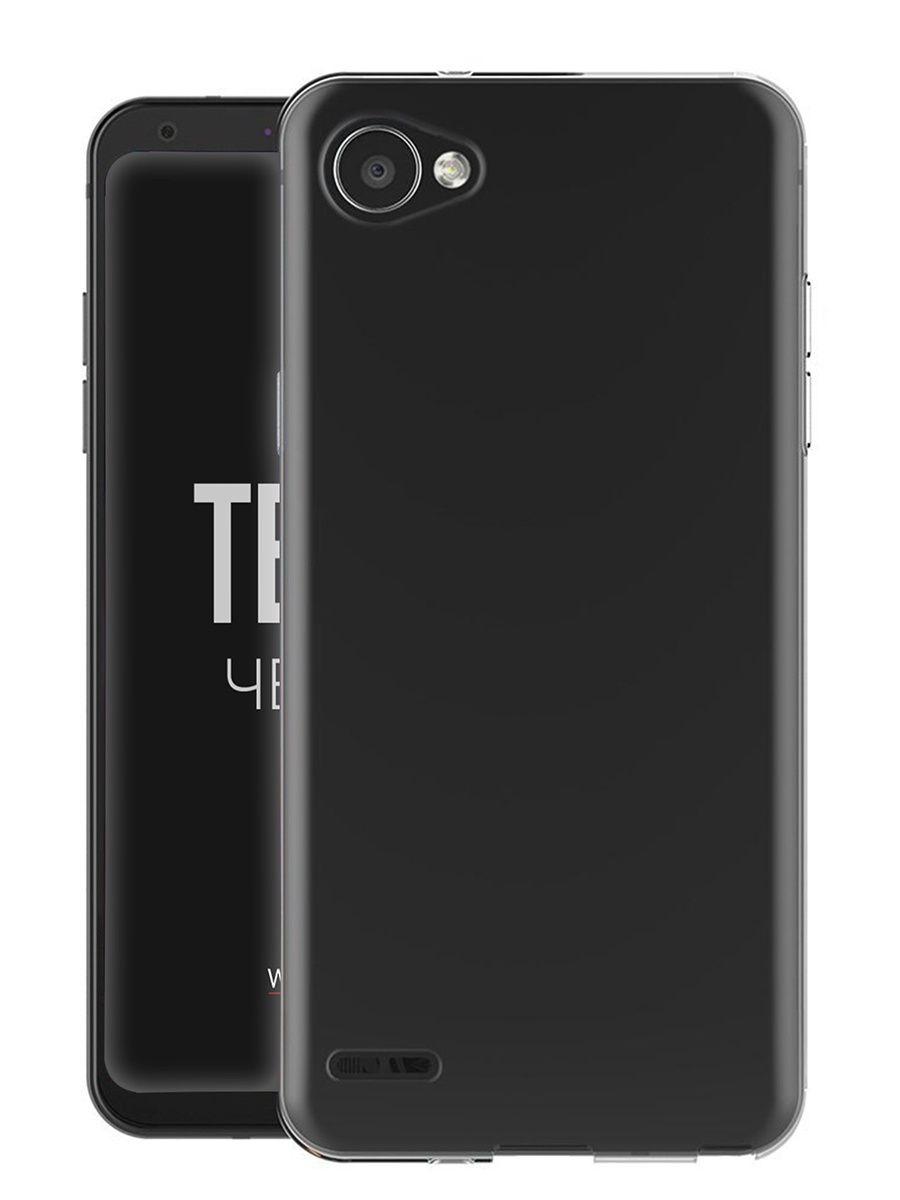 Чехол для сотового телефона With love. Moscow Силиконовый чехол для LG Q6 цена и фото