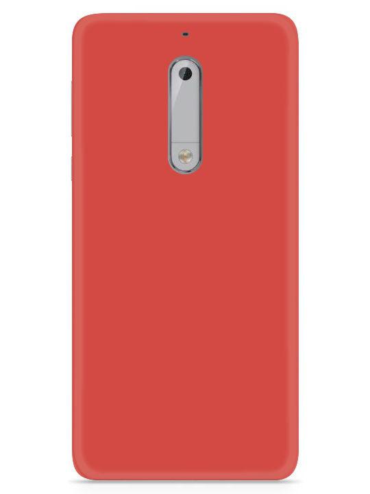 Чехол для сотового телефона With love. Moscow Mono kit для Nokia 5 смартфон