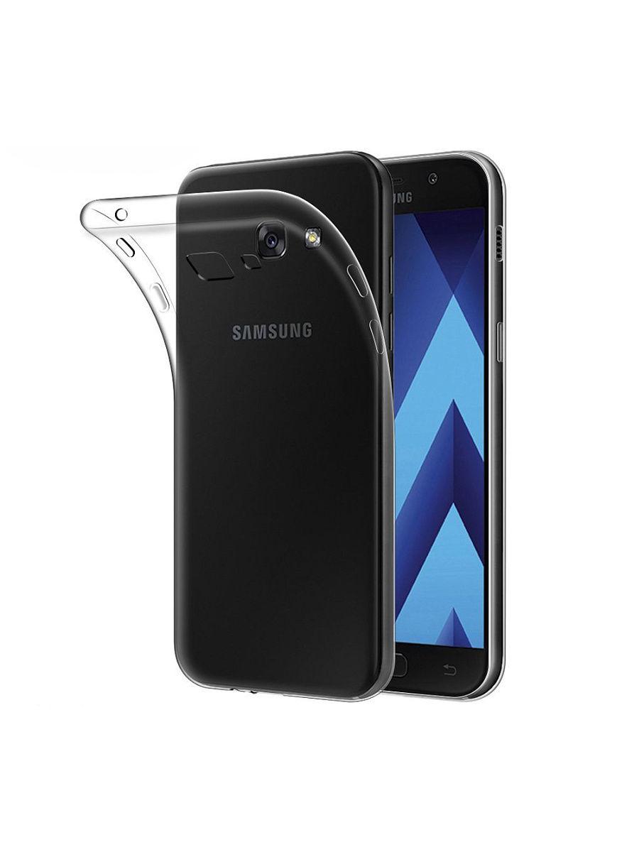 Чехол для сотового телефона With love. Moscow Силиконовый чехол для Samsung Galaxy A3 (2017) A320