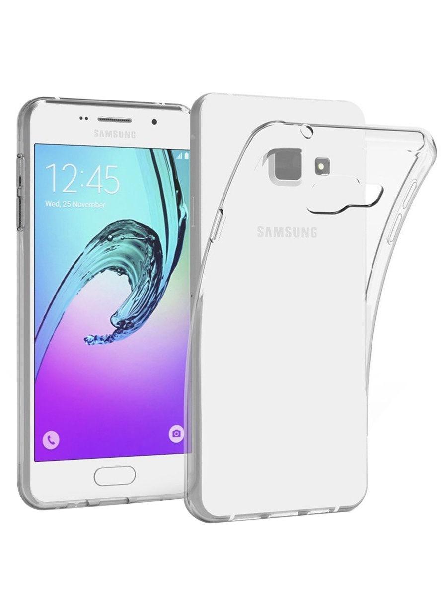 Чехол для сотового телефона UVOO Силиконовый чехол для Samsung Galaxy A7 (2016)