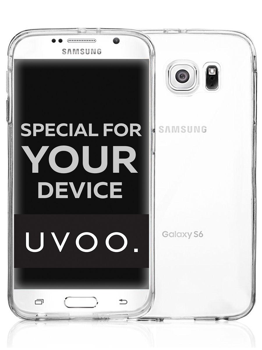 Чехол для сотового телефона UVOO Силиконовый чехол для Samsung Galaxy S6