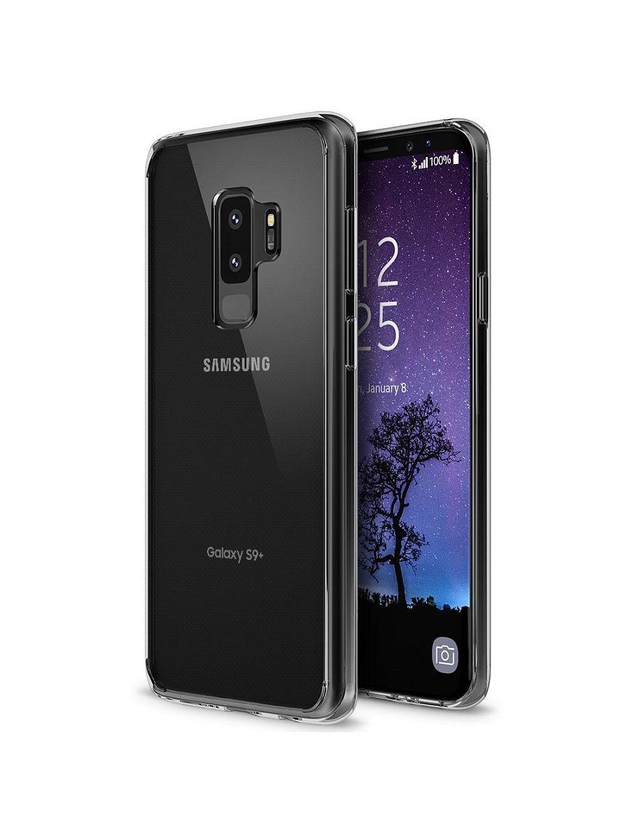 Чехол для сотового телефона UVOO Силиконовый чехол для Samsung Galaxy S9 Plus