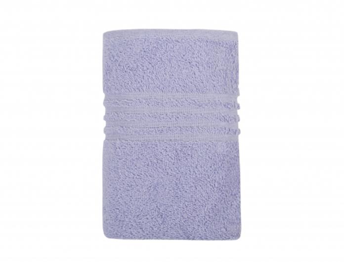 Полотенце махровое IRYA LINEAR 50*90 см, цвет - сиреневый
