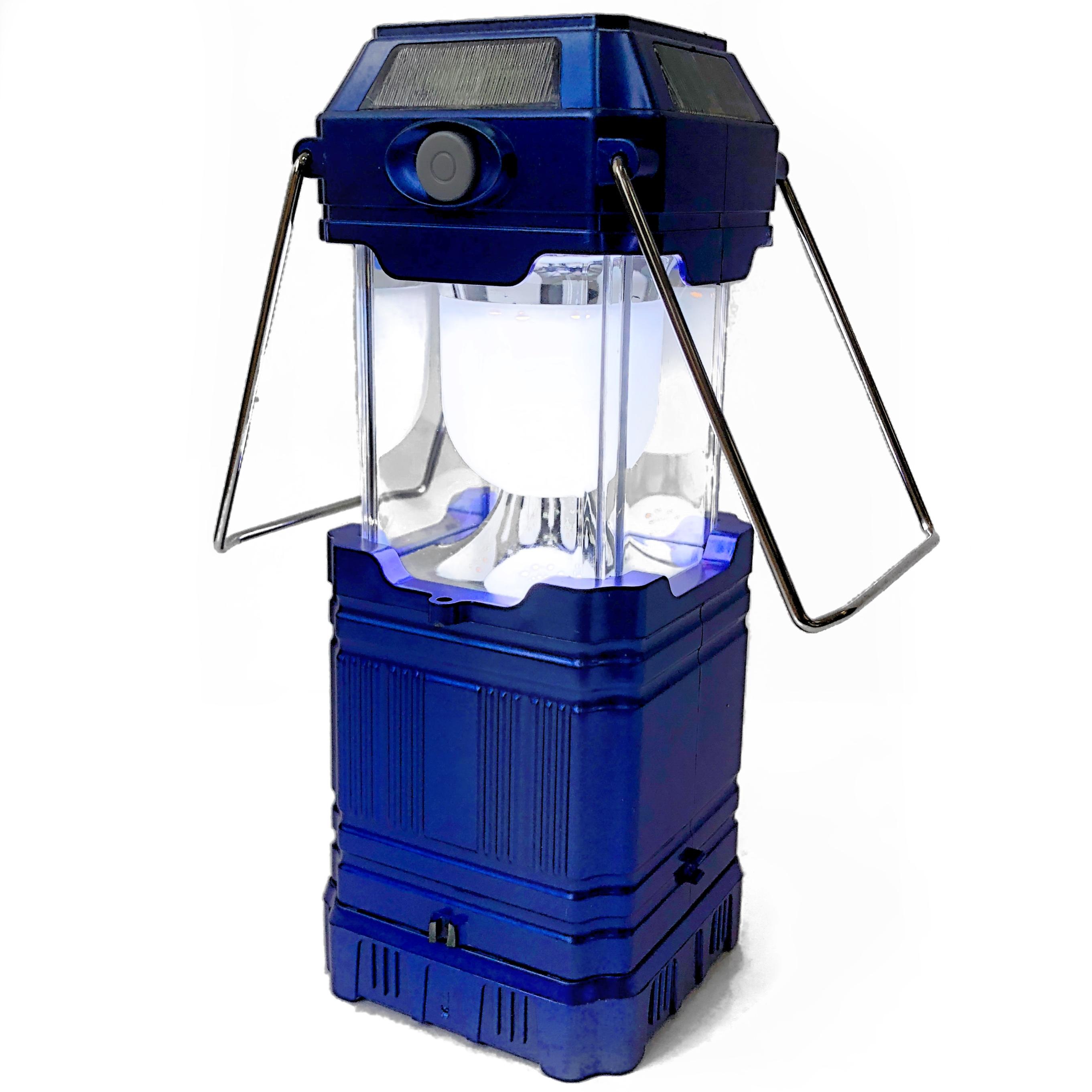 Кемпинговый фонарь Кемпинговый светодиодный фонарь, синий