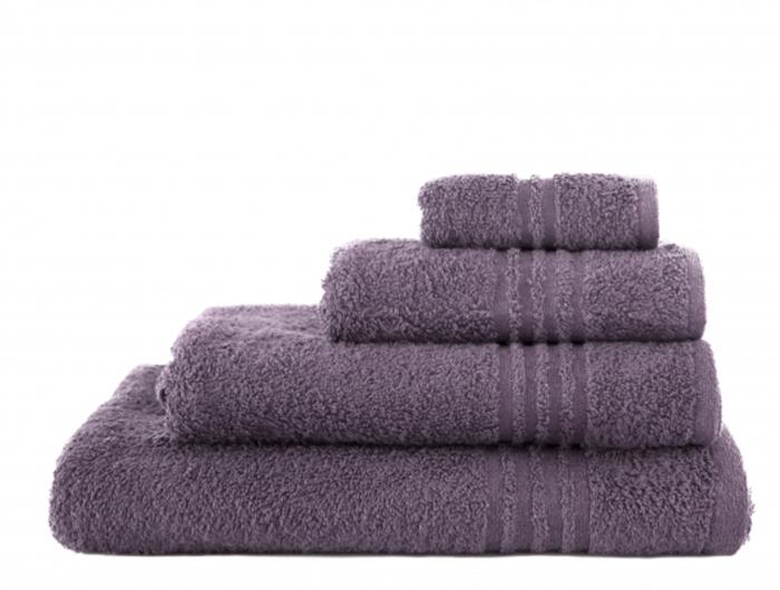 Полотенце махровое IRYA LINEAR 70*130 см, цвет - фиолетовый IRYA