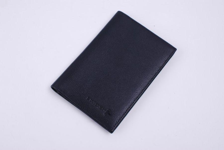 Обложка на паспорт мужская L.Doberman, LD 0041-093, коричневый твое бьеннале 30 0041 l