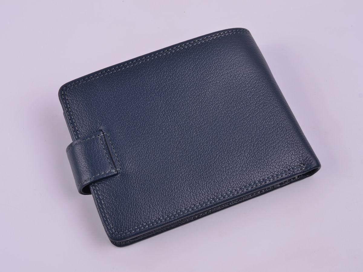 Портмоне мужское L.Doberman, LD 7770-001, черный портмоне мужское cangurione цвет черный 1214 001 v black
