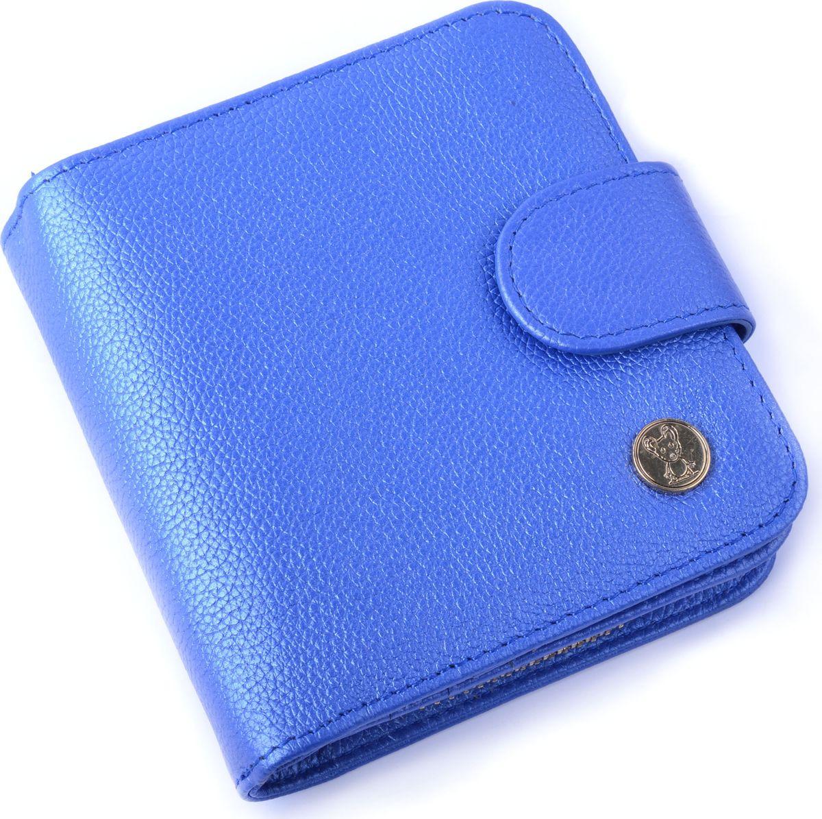 Кошелек женский Topo Fortunato, TF 119-007, голубой