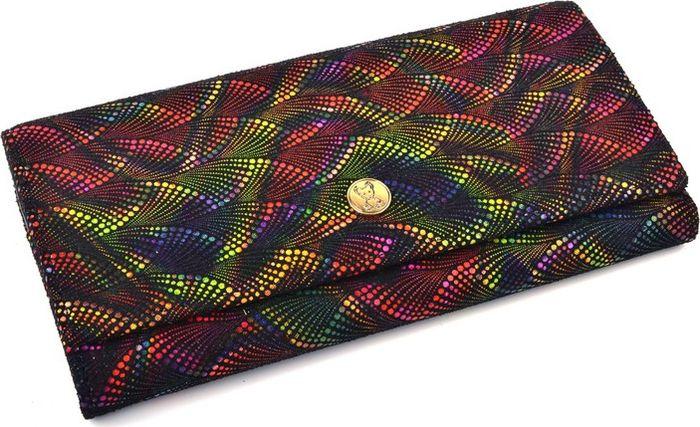 Кошелек женский Topo Fortunato Салют, TF 733-003, разноцветный
