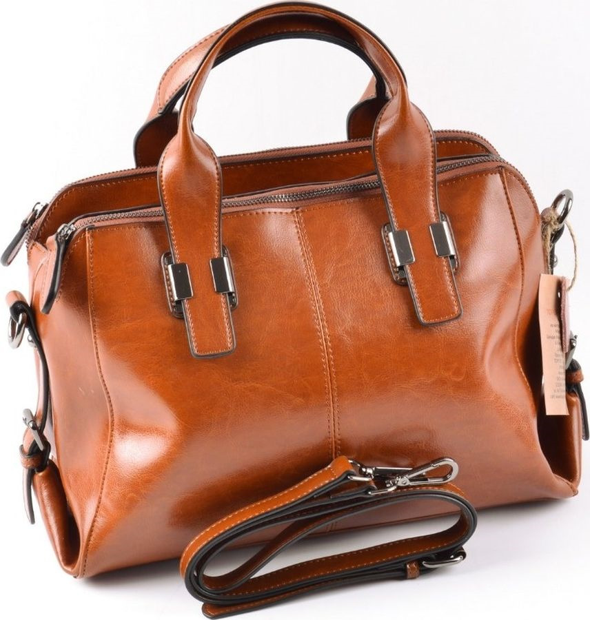 Сумка на плечо Topo Fortunato сумка женская коричневая кожа
