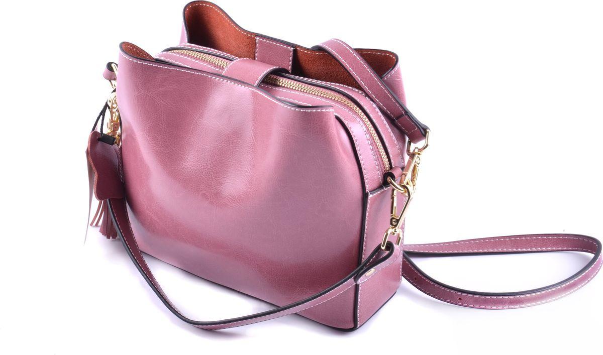 Сумка женская Topo Fortunato, TF-B 206-011, розовый цена и фото