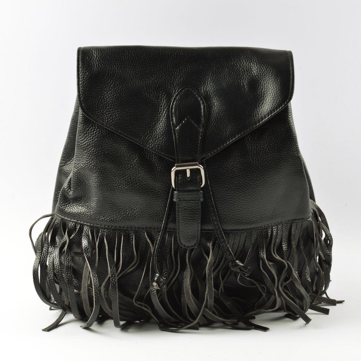 Рюкзак женский Topo Fortunato, TF-B 903-019, черный все цены